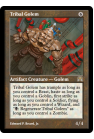 Tribal Golem
