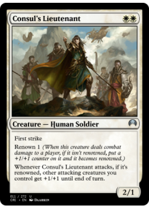 Consul's Lieutenant