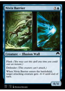 Nivix Barrier