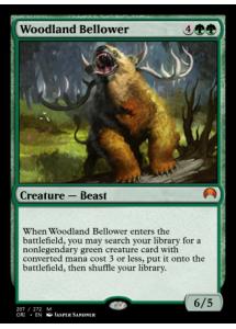 Woodland Bellower