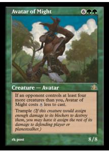 Avatar of Might