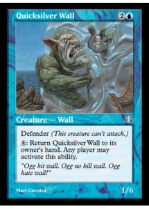 Quicksilver Wall