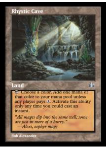 Rhystic Cave