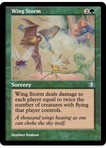 Wing Storm