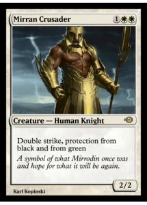 Mirran Crusader