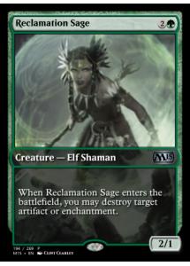 Reclamation Sage