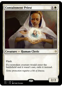 Containment Priest