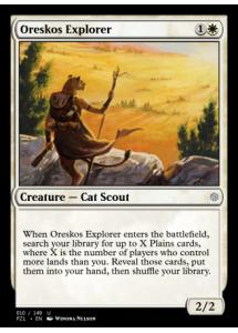 Oreskos Explorer