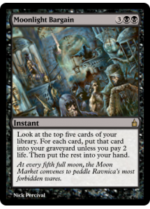 Moonlight Bargain