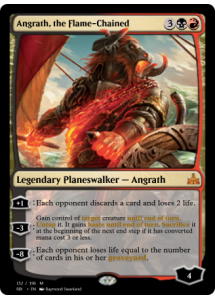 Angrath, the Flame-Chained