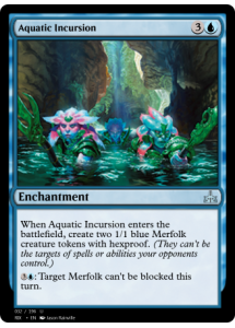 Aquatic Incursion