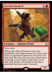 Dire Fleet Daredevil