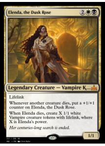 Elenda, the Dusk Rose
