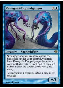 Renegade Doppelganger