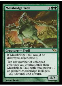 Mossbridge Troll