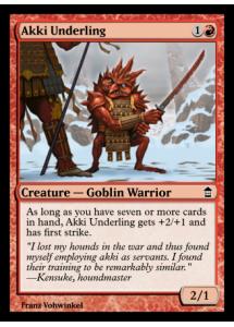 Akki Underling