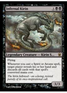 Infernal Kirin