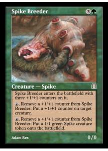 Spike Breeder