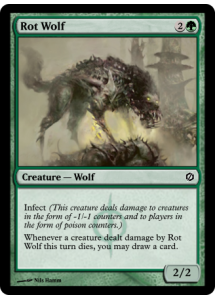 Rot Wolf