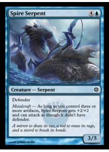 Spire Serpent