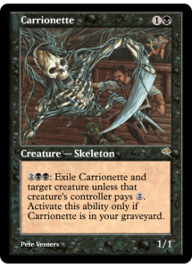 Carrionette