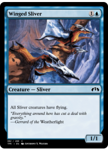 Winged Sliver