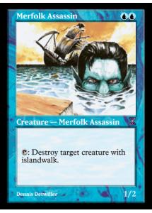Merfolk Assassin