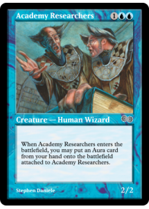 Academy Researchers