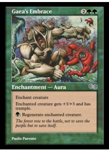Gaea's Embrace