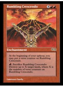 Rumbling Crescendo
