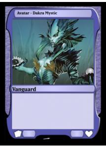 Avatar - Dakra Mystic