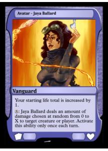 Avatar - Jaya Ballard