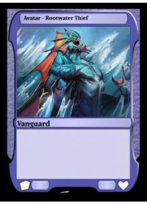 Avatar - Rootwater Thief