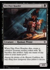 Dire Fleet Hoarder