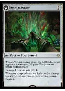 Dowsing Dagger