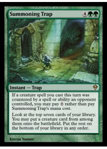 Summoning Trap