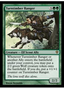 Turntimber Ranger