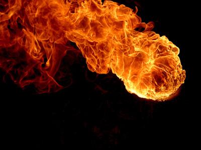 fire-ball-black-hot-burning