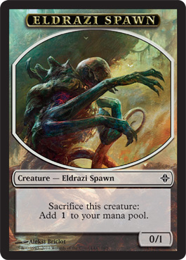 Eldrazi Spawn