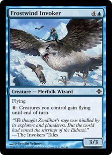 Frostwind Invoker