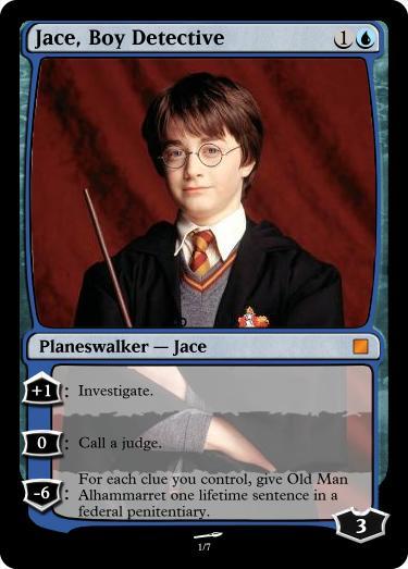 Jace Boy Detective