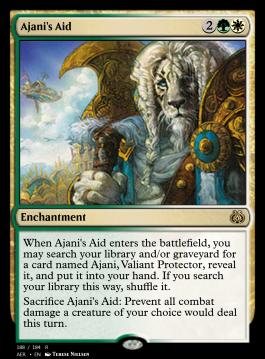 Ajani's Aid