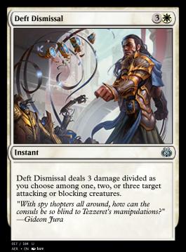 Deft Dismissal