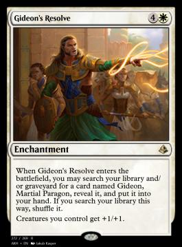 Gideon's Resolve