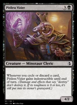 Pitiless Vizier