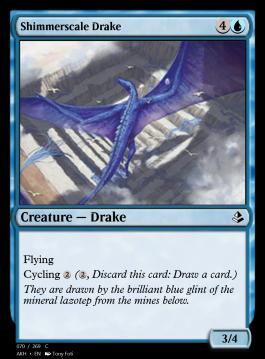 Shimmerscale Drake