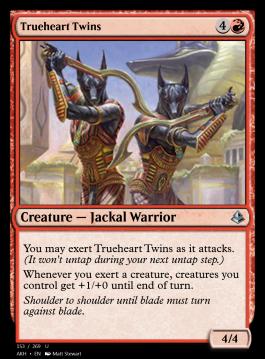 Trueheart Twins
