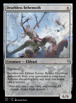 Deathless Behemoth