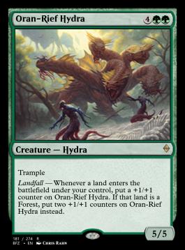 Oran-Rief Hydra