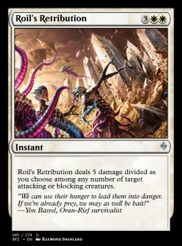Roil's Retribution
